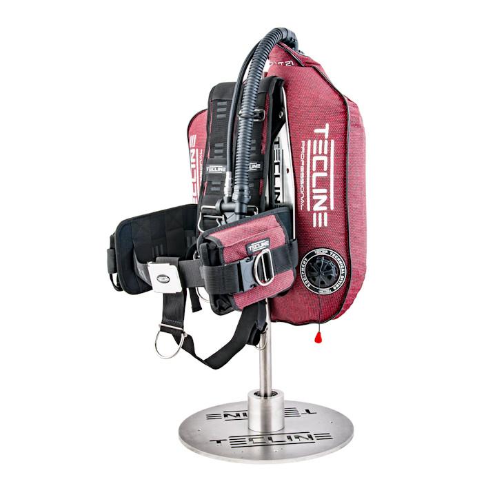 T12390-2 - Peanut 16 Professional (16kg/35lbs) Comfort Set - Red Kevlar