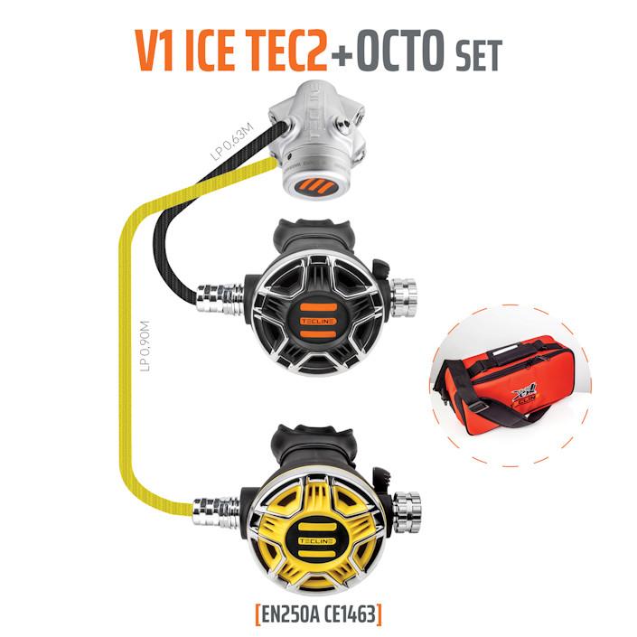 T15220 - Regulator V1 ICE TEC2 and Octopus - EN250A
