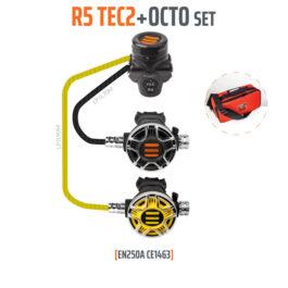 T15290 - Regulator R5 TEC2 and Octopus - EN250A