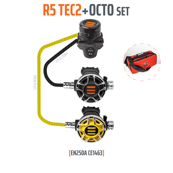 T15290 - Regulator R5 TEC2 and Octopus - EN250A