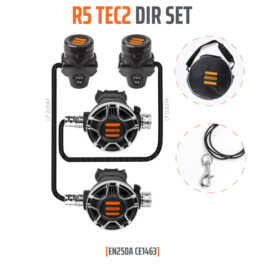 T15310 - Regulator R5 TEC2 DIR Set - EN250A