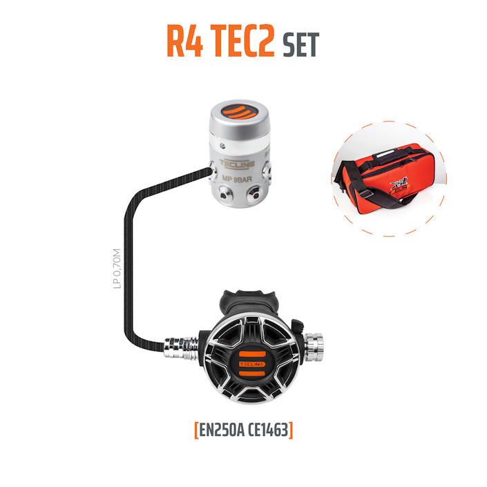 T15350 - Regulator R4 TEC2 - EN250A