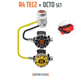 T15360 - Regulator R4 TEC2 and Octopus - EN250A