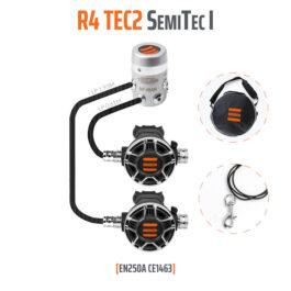 T15390 - Regulator R4 TEC2 SemiTec I Set - EN250A