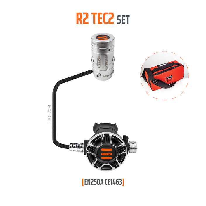 T15420 - Regulator R2 TEC2 - EN250A