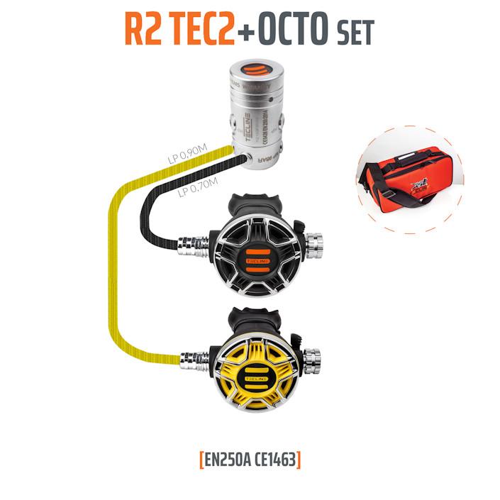 T15430 - Regulator R2 TEC2 with Octopus - EN250A