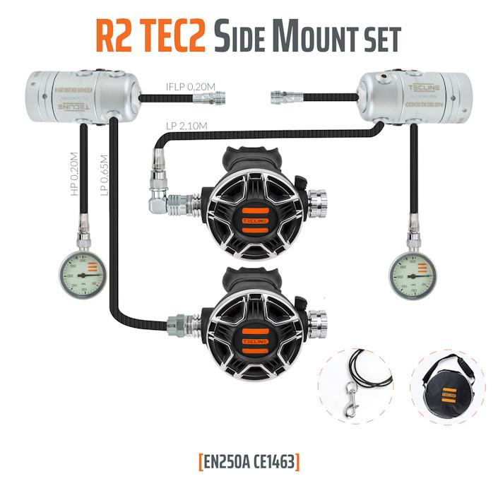 Sidemount Regs